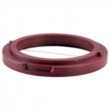 Feliator de oua TEFAL Ingenio, 3 lame pentru feliere, material plastic, culoare negru-rosu, usor de folosit,compatibil cu masina de spalat vase. Cod produs K2073514. EAN 3168430240292
