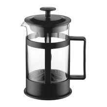 Filtru cafea 600ml, negru, Lungo