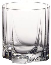 Set 6 pahare whisky 368ml Luna