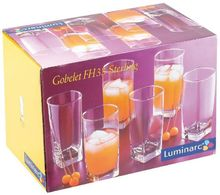 Set pahare long drink 330ml Sterling