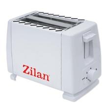 Prajitor de paine (toaster) Zilan, 700W, culoare alb