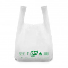 Sacose biodegradabile Oti Green, 36x40 cm., 3 kg., 50 buc./set