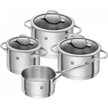 Set oale din inox Zwilling Essence, 7 piese , inductie, capace