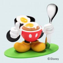 Suport pentru ou si lingurita WMF Disney Mickey Mouse , plastic, multicolor, cod produs 12 9638 60 40