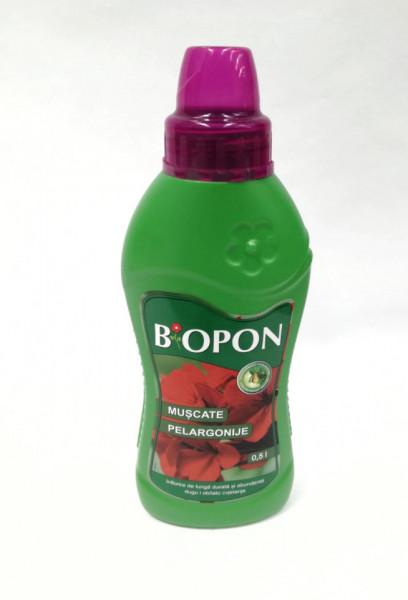 Biopon pentru muscate