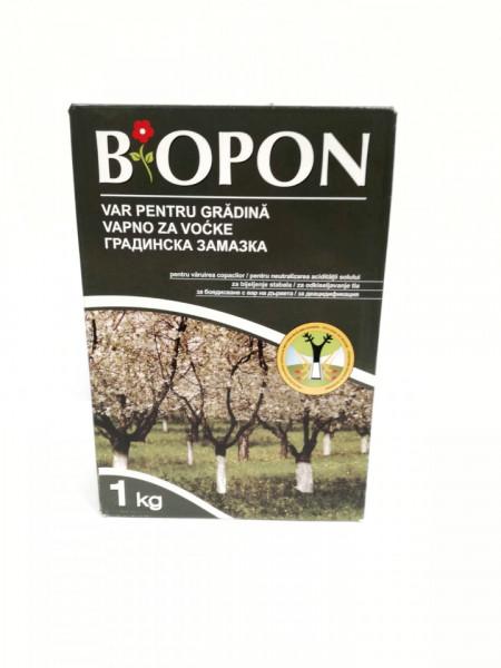 Biopon var pentru gradina