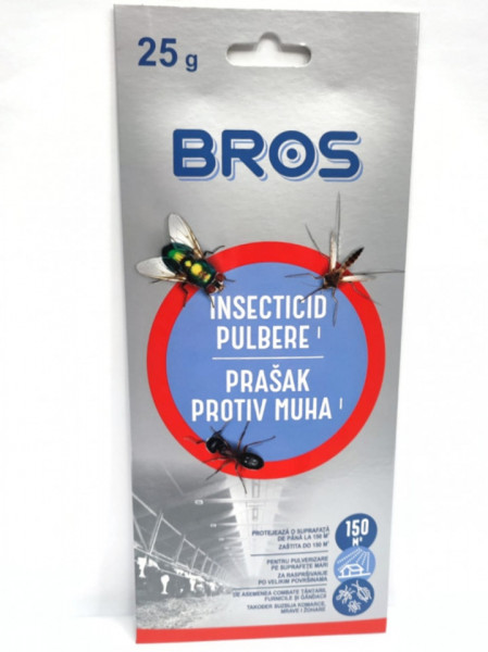 Bros insecticid pulbere