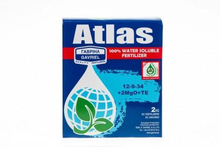 Atlas 12 - 09 - 34 + 2MgO + TE