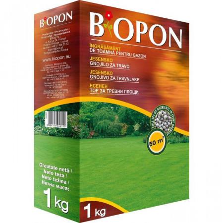 Biopon ingrasaminte de toamna pentru gazon