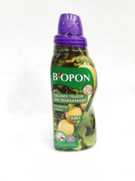 Biopon gel pentru citrice