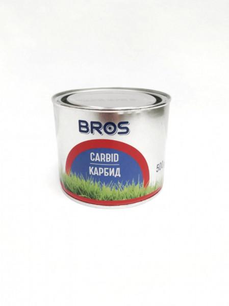 Bros carbura granulara pentru lampa travel + cartite 500 gr