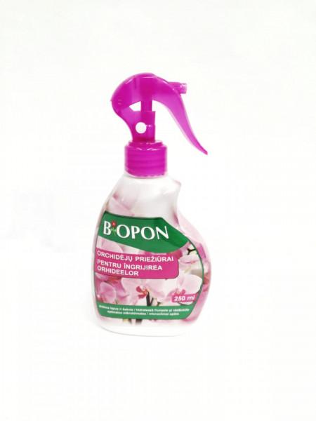 Biopon spray ingrijire orhidee 250 ml