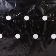 Pachet folie neagra sol perforata, 30 microni, 2 ani