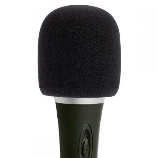 Burete Microfon Negru