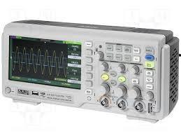 Osciloscop: digital; Bandă: ≤100MHz; Canale:2; 1Mpts/ch