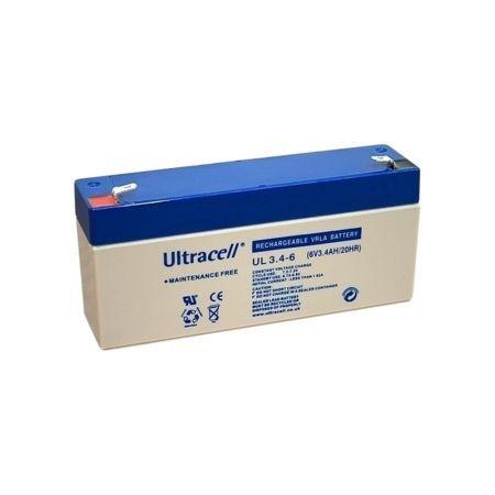 Acumulator 6V 3.4Ah Ultracell