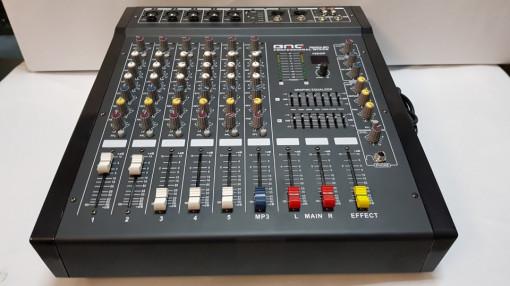 Mixer 2x350W