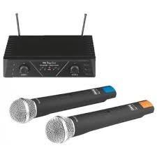 Set microfoane fara fir Profesionale