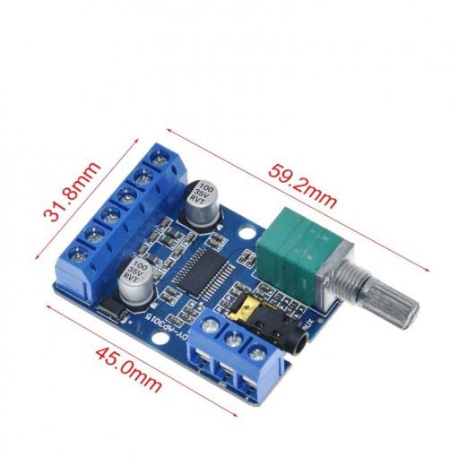Amplificator digital stereo putere 30Wx2