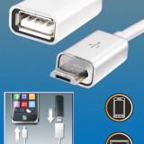 Cablu OTG Micro USB