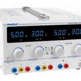 Sursa de laborator; reglabil,multicanal; 0÷30VDC; 0÷5A P6145
