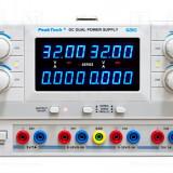 Sursa de laborator; reglabil,multicanal; 0÷30VDC; 0÷5A P6210
