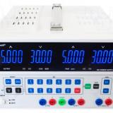 Sursa de laborator; reglabil,multicanal; 0÷30VDC; 0÷5A P6075