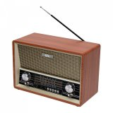 Radio de masa retro si player multimedia
