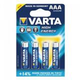 Baterie R3 (AAA) Varta 4 Bucati