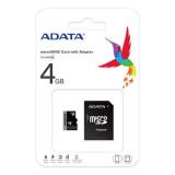 Card de memorie MICRO SD 4GB
