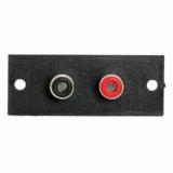 Conector 2x RCA de panou
