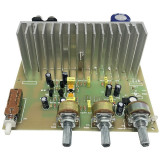 Amplificator audio, stereo, 2x55W