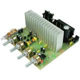 Amplificator audio, stereo, 2x55W, 18V/5A