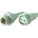 Set cabluri 2 pini rezistente la umiditate
