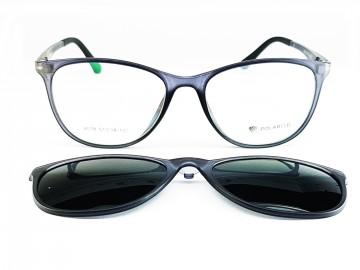 Rame ochelari de vedere si soare Clip On  8018 C7 Polaried