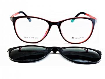 Rame ochelari de vedere si soare Clip On 8018 C8 Polaried