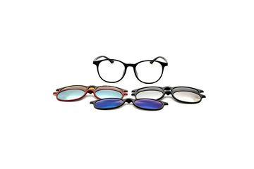 Rame ochelari de vedere si soare CLIP ON 2245A