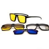 Rame ochelari de vedere si soare CLIP ON 2258 A C2