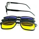 Rame ochelari de vedere si soare CLIP ON 2279 C2
