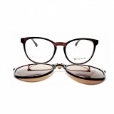 Rame ochelari de vedere si soare CLIP ON TR90 9503