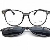 Rame ochelari de vedere si soare CLIP ON TR90 9501 C2