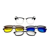 Rame ochelari de vedere si soare CLIP ON 2218 A