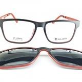 Rame ochelari de vedere si soare CLIP ON Ultem Beta Memory 75 col 4 Polarized