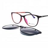 Rame ochelari de vedere si soare cu Clip on Model 7018