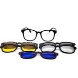 Rame ochelari de vedere si soare CLIP ON 2207 A C2