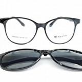 Rame ochelari de vedere si soare CLIP ON TR90 9501 C1