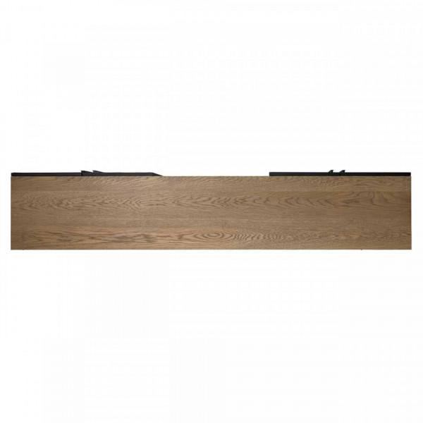 Comoda Tv din stejar Herringbone 220 cm
