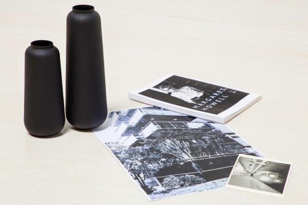 Vaze decorative Set 2 bucati Cavo Negru