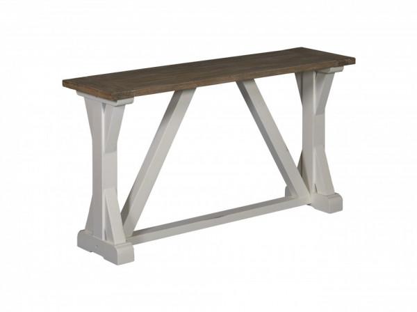 Consola din lemn 145x40 cm