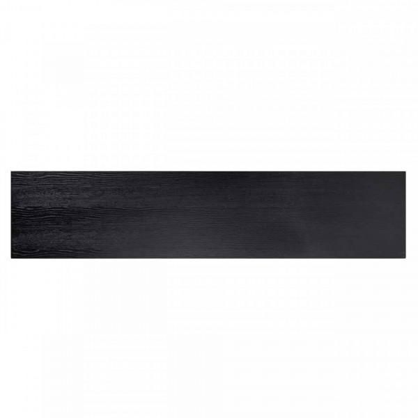 Consola din lemn de stejar Oakura 180x40 cm